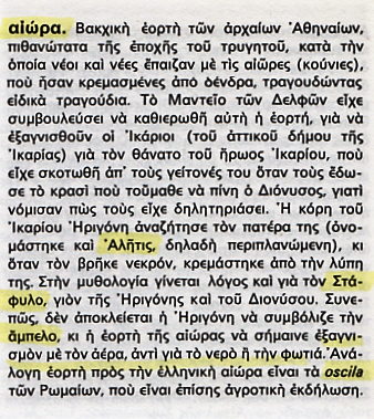 ΑΙΩΡΑ -ΛΑΜΨΑΣ