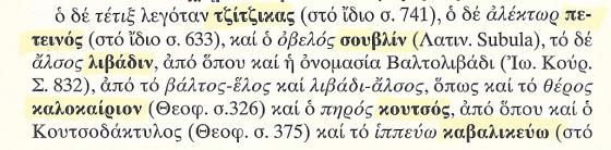 ΘΕΡΟΣ=ΚΑΛΟΚΑΙΡΙ, ΖΑΜΠΕΛΙΟΣ